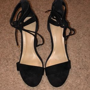 Forever 21 Small Black Heels